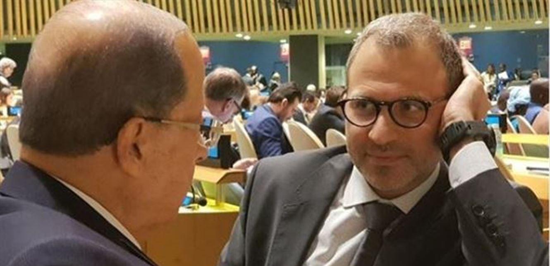 جبران باسيل النازحون السوريون يهددون وجود لبنان Cnn Arabic
