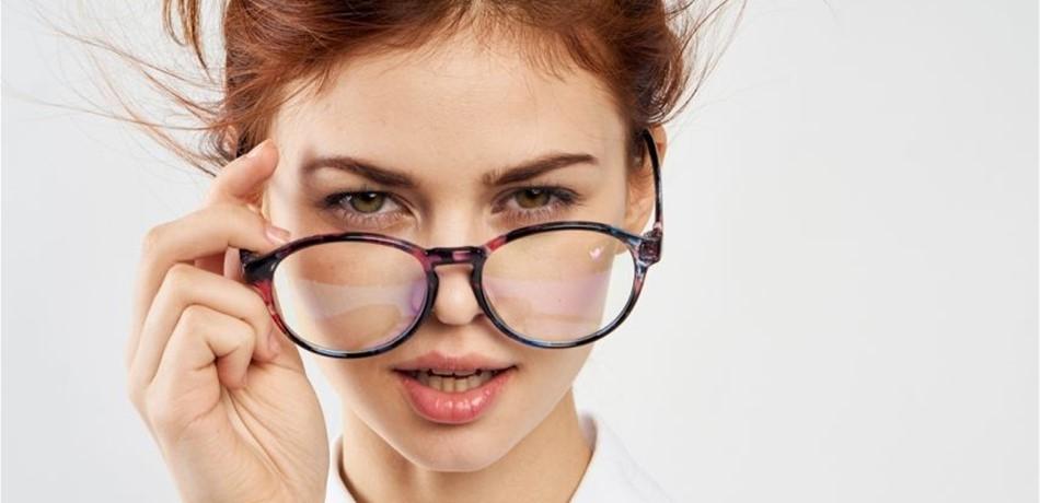 fe1e9e8e4 كيف تختارين شكل النظارة الطبية المناسبة لوجهكِ