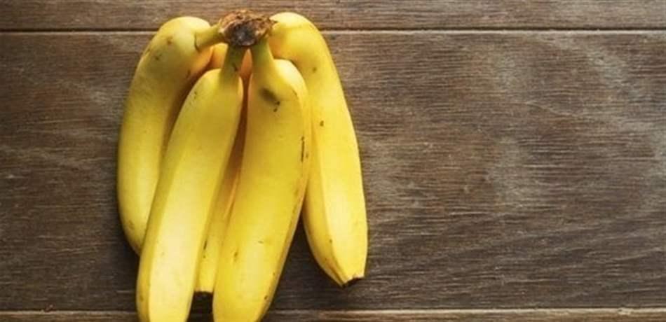 تأكلوا الموز معدة فارغة.. إليكم