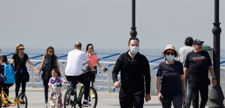 """لبنان قد يسجل 500 إصابة بـ""""كورونا"""" بعد شهر.. والحل بفرض غرامة على من يخرجون من منازلهم!"""