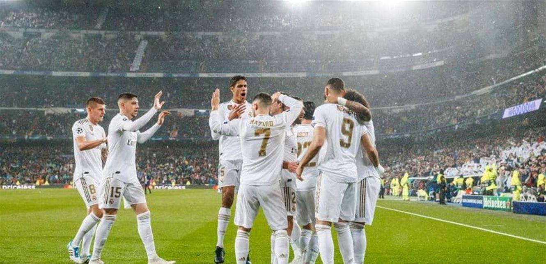 """ريال مدريد """"صامد"""" في وجه كورونا.. ونجومه في أمان"""