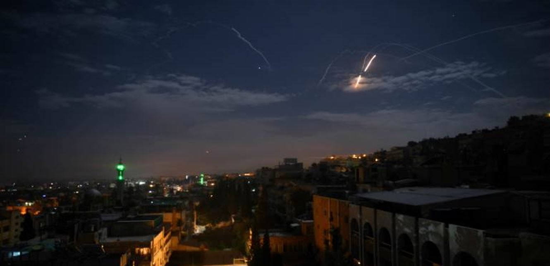 الرقعة اتسعت.. 10 عناصر جديدة في القصف الإسرائيلي على سوريا