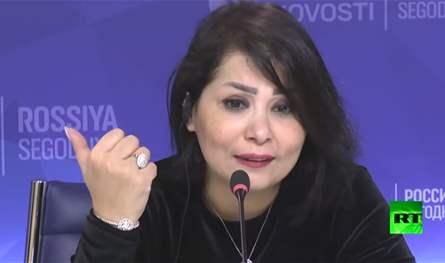 70d73a017df7c معارضة سورية  نؤيّد دستوراً سورياً علمانياً بالكامل (فيديو)
