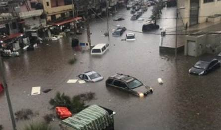 صورة تنال إعجابا كبيرا في ظل الفيضانات والسيول ما هي