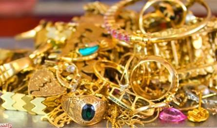 سرق مجوهرات زوجته بقيمة 150 الف دولار!