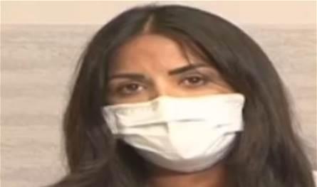 لم تستطع اكمال رسالتها.. توعّك مراسلة لبنانية على الهواء مباشرة (فيديو)