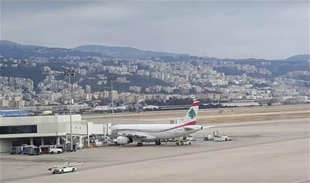 ما حقيقة اندلاع حريق في مطار بيروت؟ (فيديو)