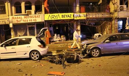 إنفجار يهز  هاتاي التركية ومقتل متشددين