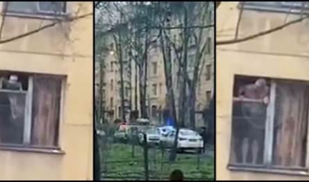 أب يحتجز أطفاله كرهائن في سان بطرسبورغ الروسية!