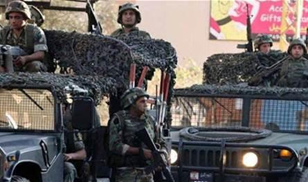 هجوم مسلح يطال مركزاً للجيش في البقاع.. إليكم التفاصيل